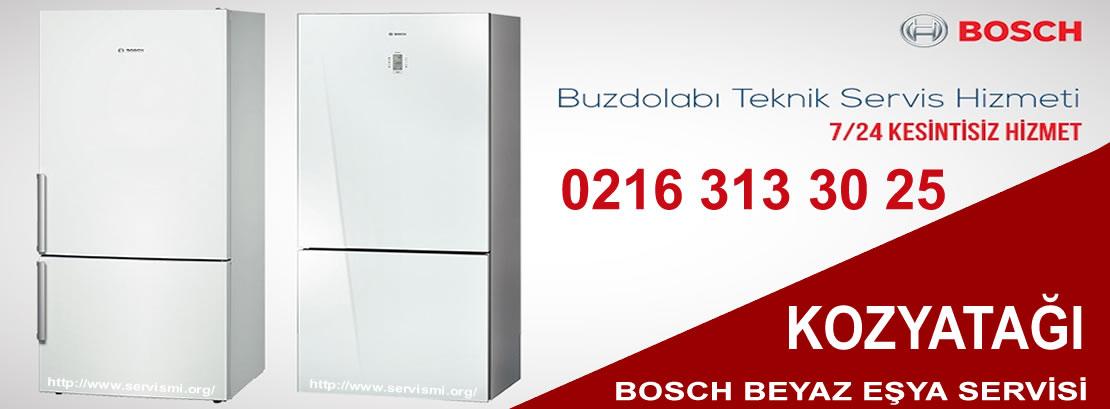 Kozyatağı Bosch Buzdolabı Servisi