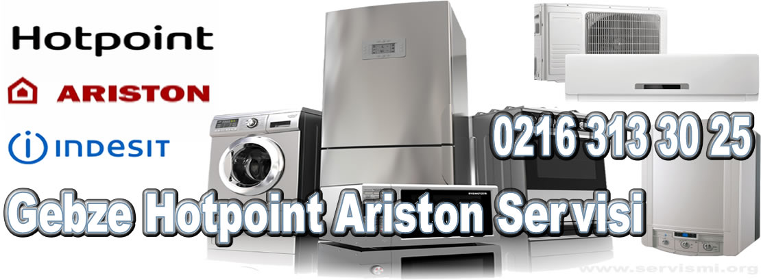 Gebze Hotpoint Ariston Servisi