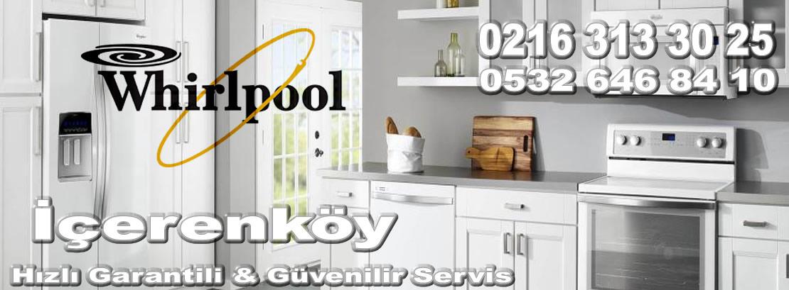 İçerenköy Whirlpool Servisi