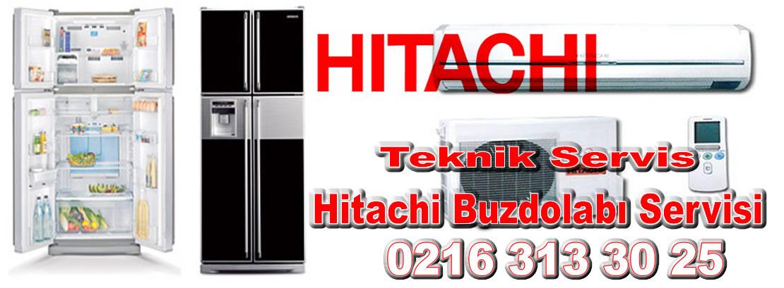 Hitachi Buzdolabı Servisi