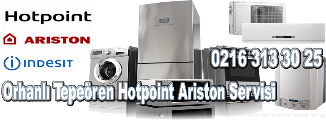 Orhanlı Tepeören Hotpoint Ariston Servisi