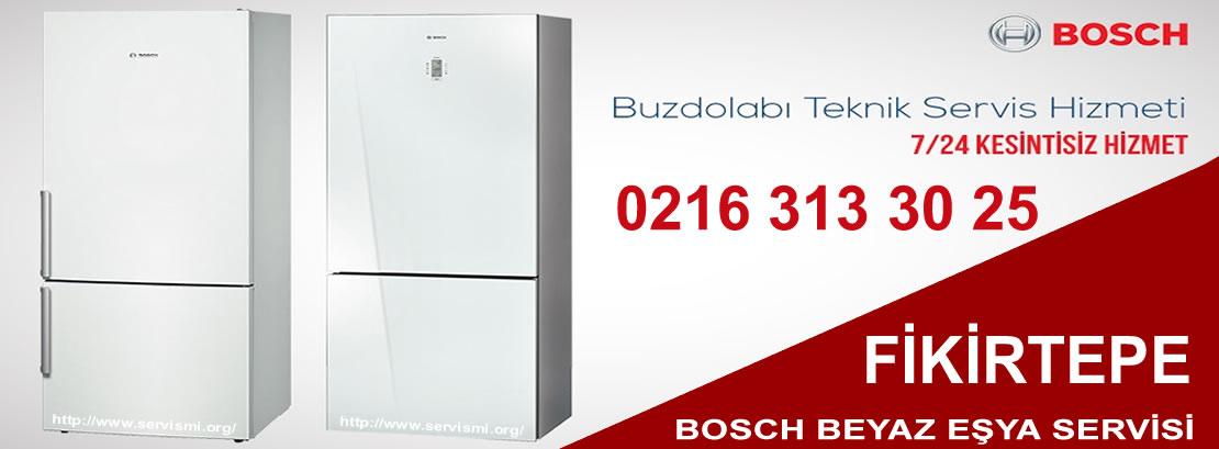Fikirtepe Bosch Buzdolabı Servisi