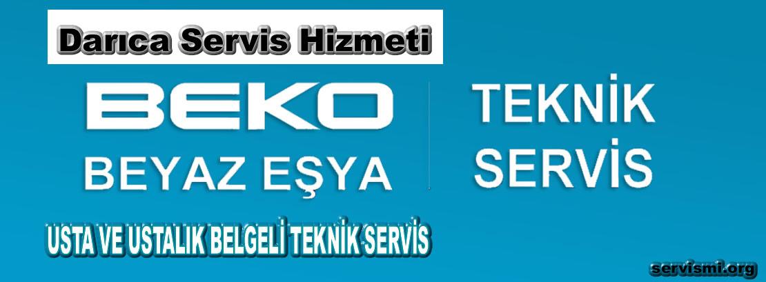 Darıca Beko Servisi
