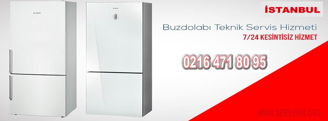 İstanbul Buzdolabı Servisi