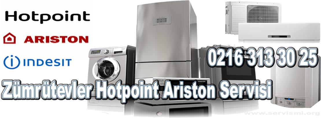 Zümrütevler Hotpoint Ariston Servisi