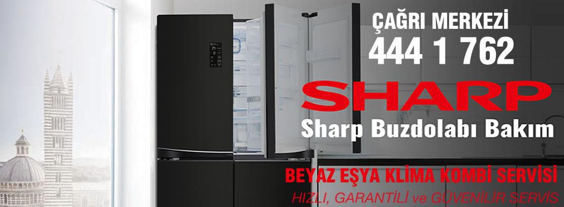 Sharp Buzdolabı Servisi