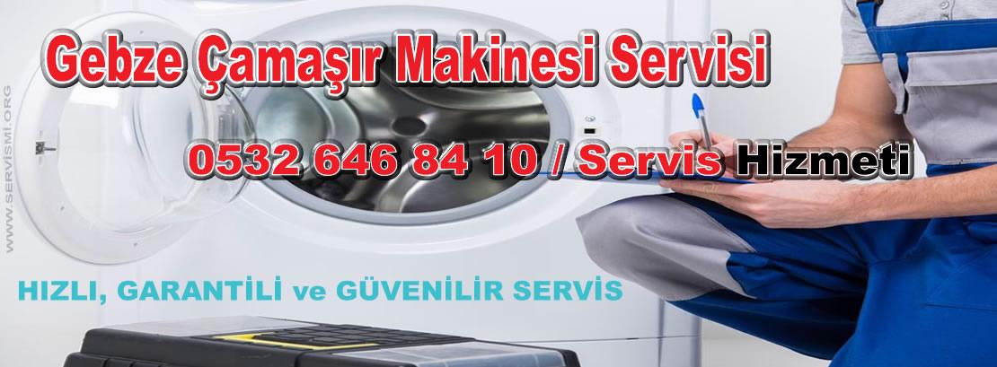 Gebze Çamaşır Makinesi Servisi