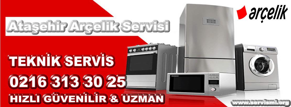 Ataşehir Arçelik Servisi