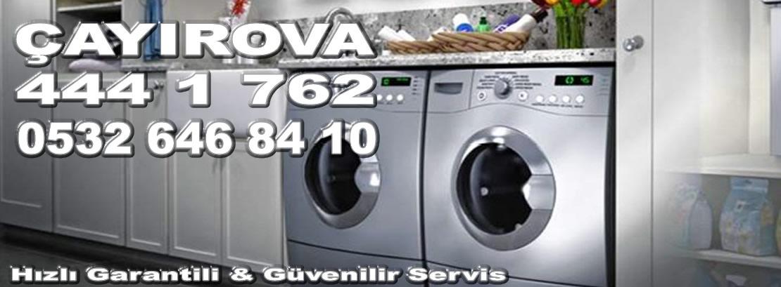 Çayırova Çamaşır Makinesi Servisi