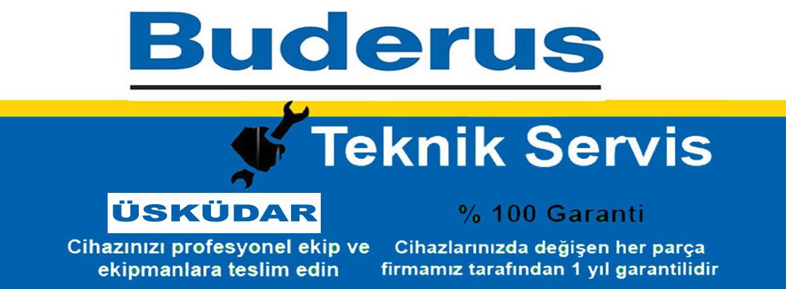 Üsküdar Buderus Servisi