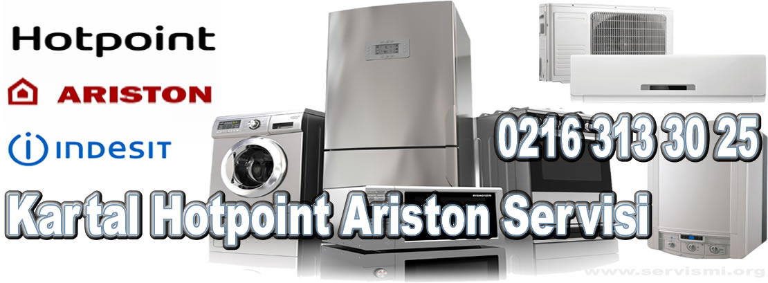 Kartal Hotpoint Ariston Servisi