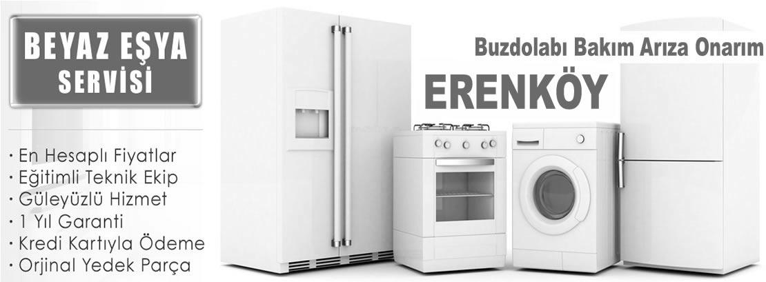 Erenköy Buzdolabı Tamir Servisi