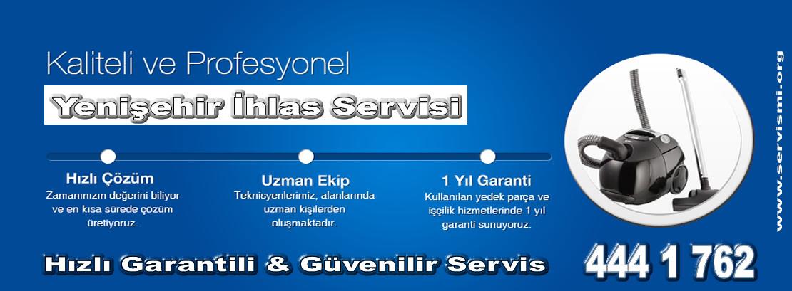 Yenişehir İhlas Servisi