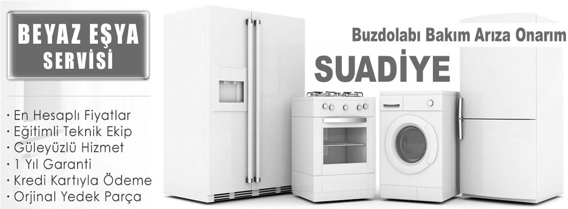Suadiye buzdolabı tamir servisi
