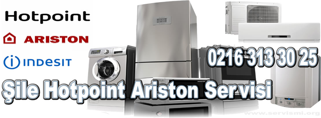 Şile Hotpoint Ariston Servisi