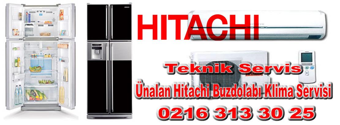 Ünalan Hitachi Buzdolabı Klima Servisi