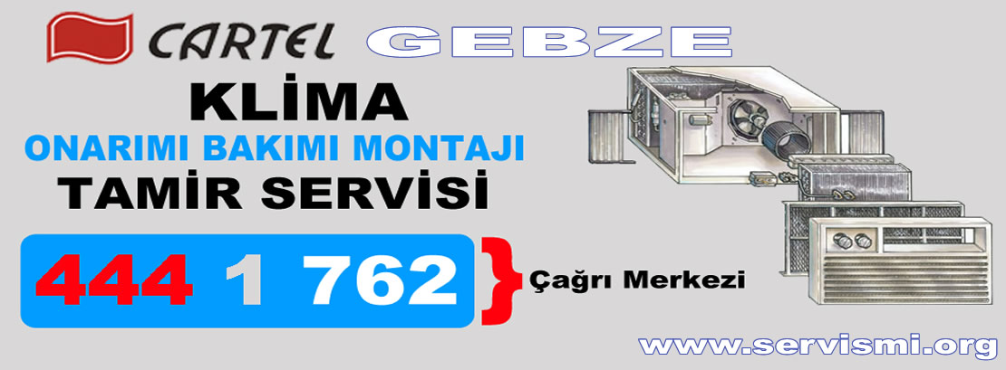 Gebze Cartel Servisi