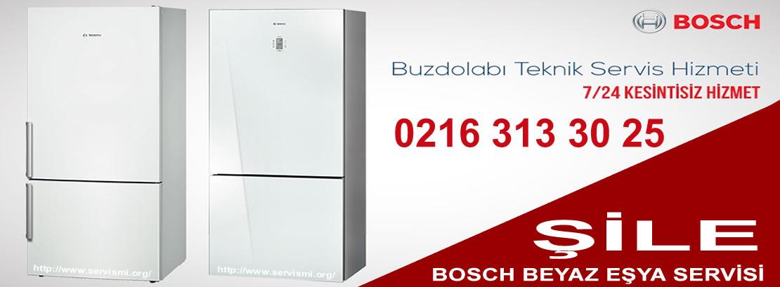 Şile Bosch Buzdolabı Servisi