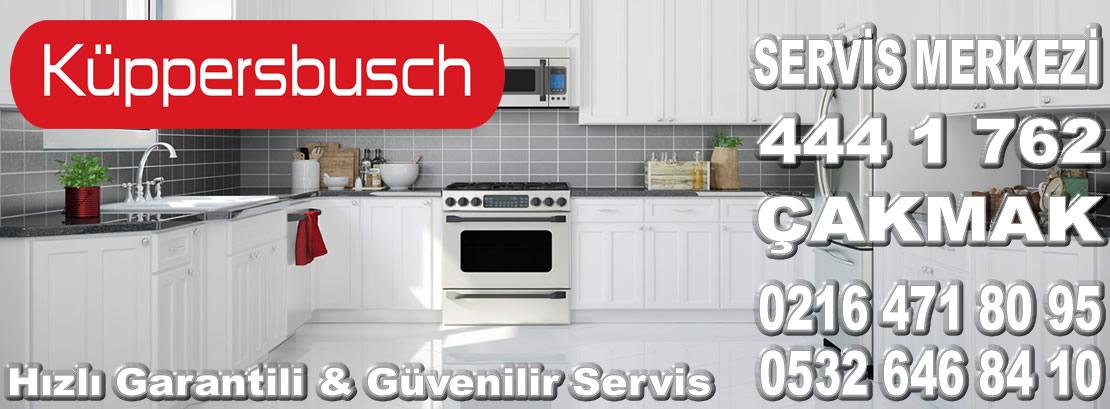 Çakmak Kuppersbusch Servisi
