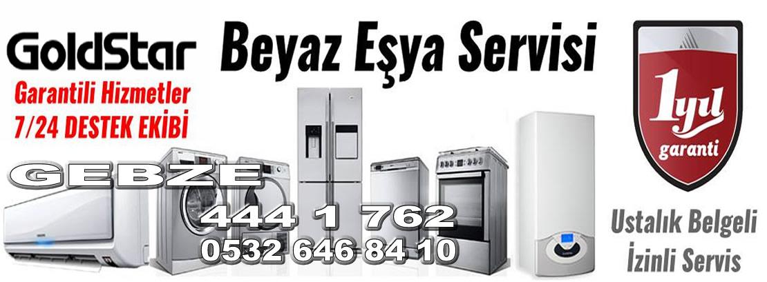 Gebze Goldstar Servisi