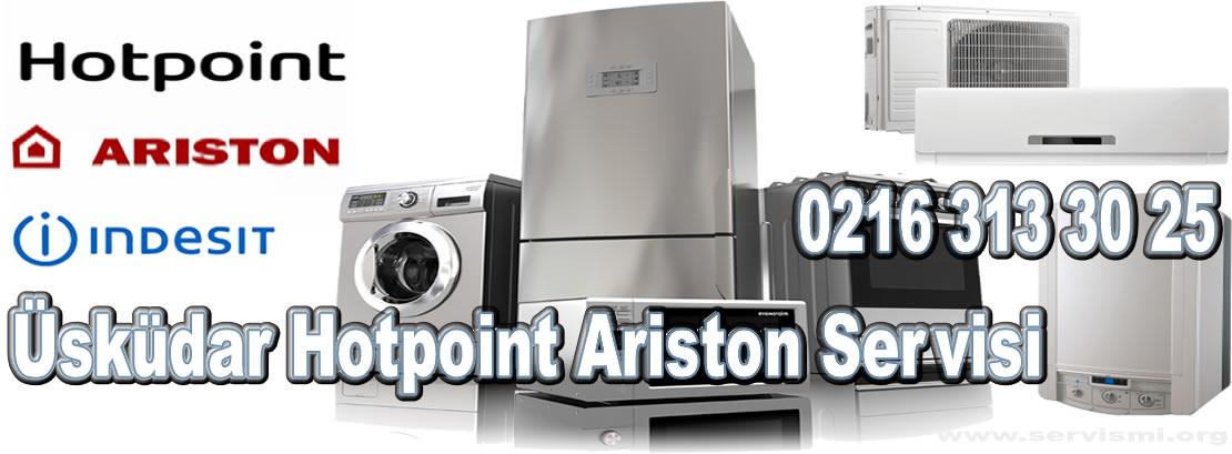 Üsküdar Hotpoint Ariston Servisi