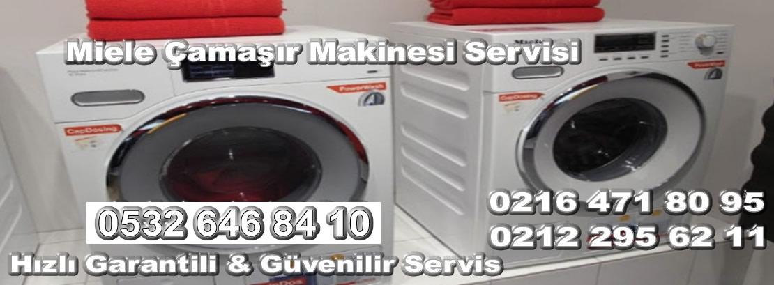 Miele Çamaşır Makinesi Servisi