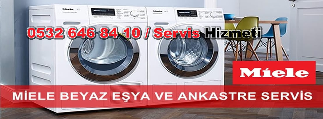 Gebze Miele Servisi