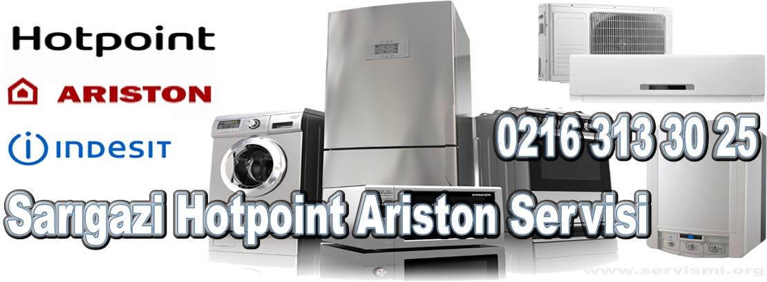 Sarıgazi Hotpoint Ariston Servisi