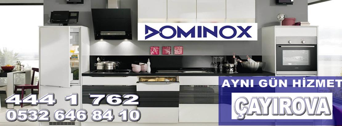 Çayırova Dominox Ankastre Beyaz Eşya Servisi