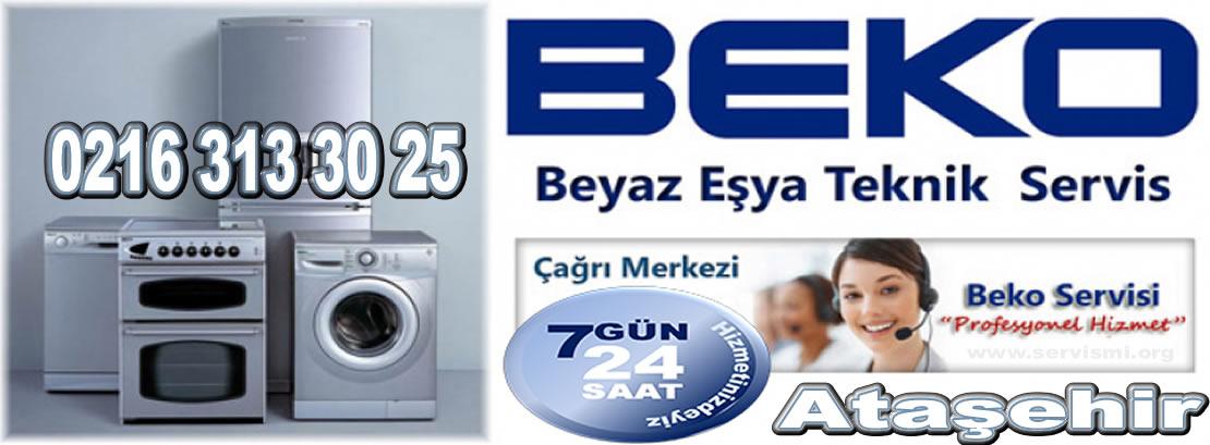 Ataşehir Beko Servisi