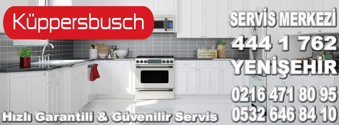 Yenişehir Kuppersbusch Servisi