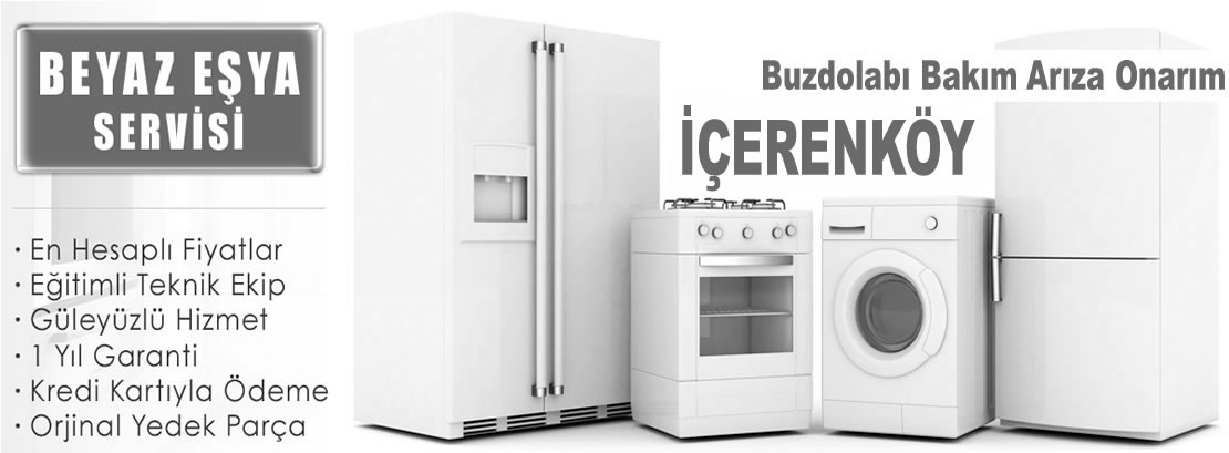 İçerenköy Buzdolabı Tamir Servisi