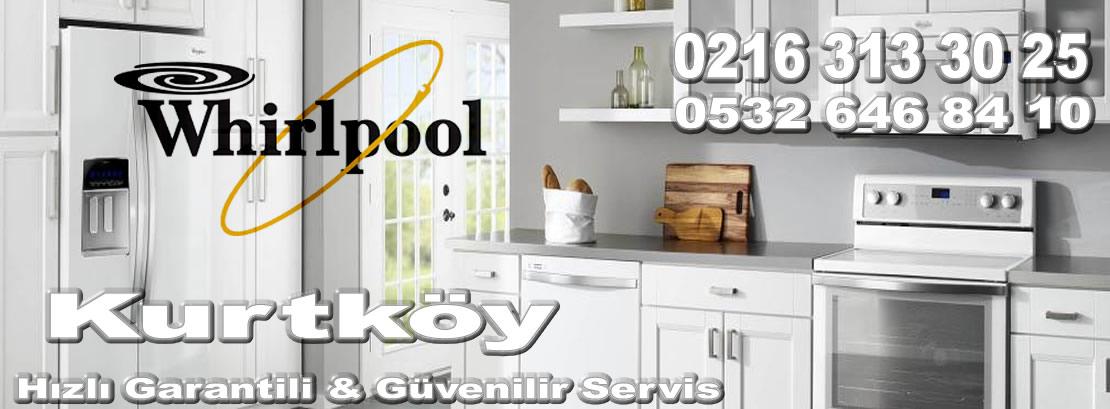 Kurtköy Whirlpool Servisi