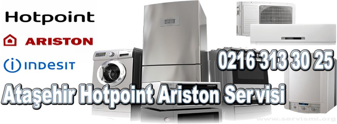 Ataşehir Hotpoint Ariston Servisi