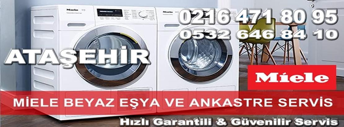 Ataşehir Miele Servisi