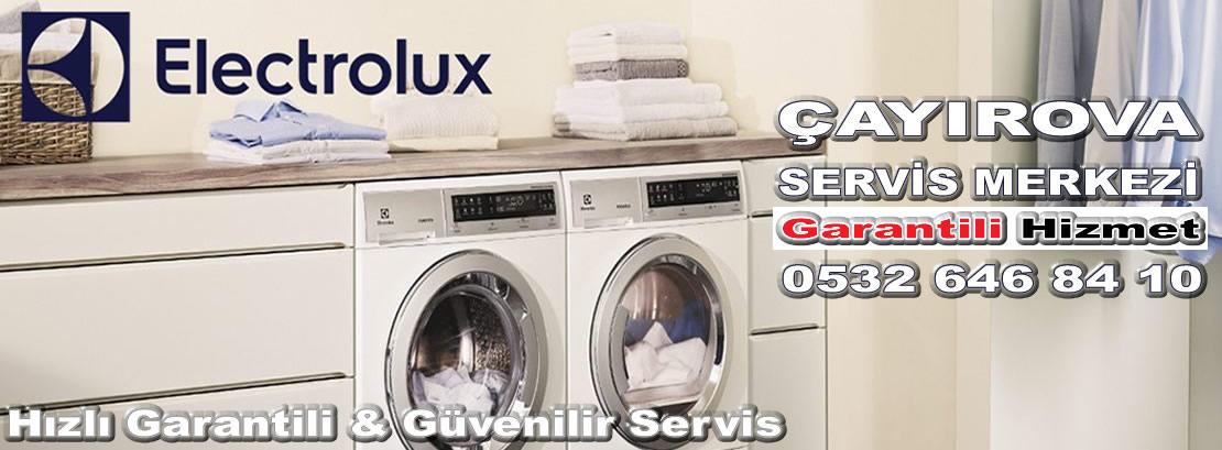 Çayırova Electrolux Servisi