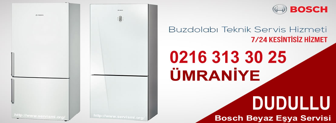 Dudullu Bosch Buzdolabı Servisi