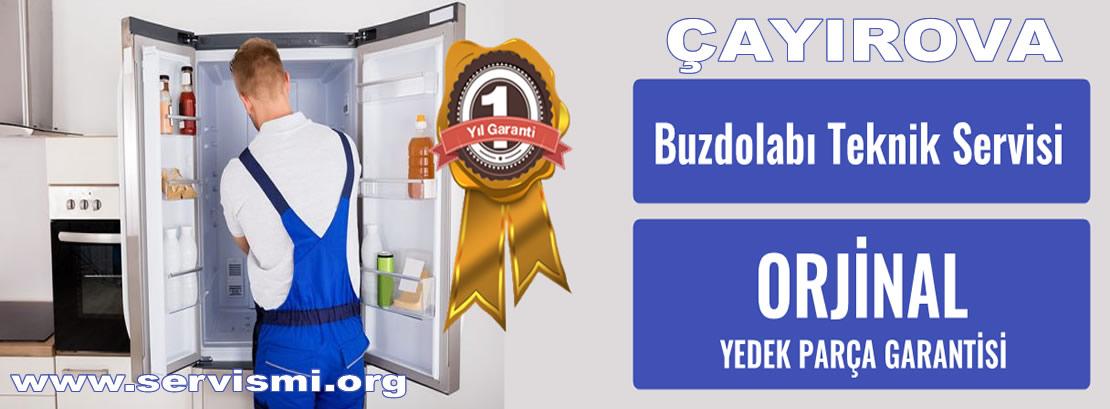 Çayırova Buzdolabı Servisi