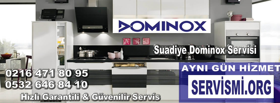 Suadiye Dominox Servisi