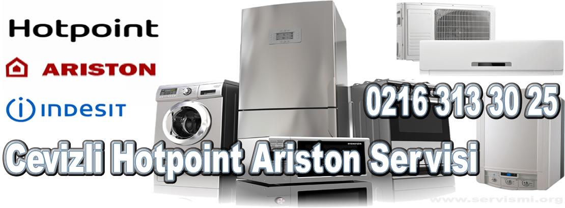 Cevizli Hotpoint Ariston Servisi