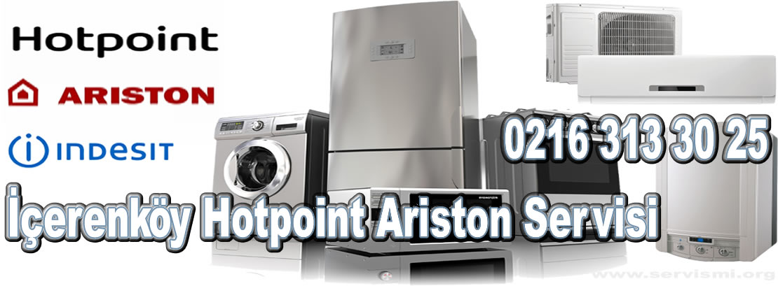 İçerenköy Hotpoint Ariston Servisi