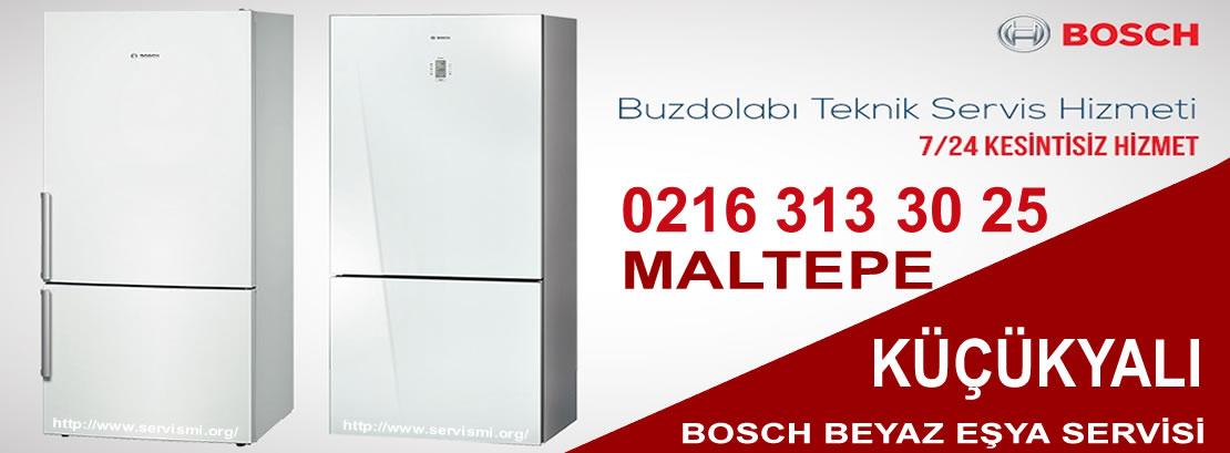 Küçükyalı Bosch Buzdolabı Servisi