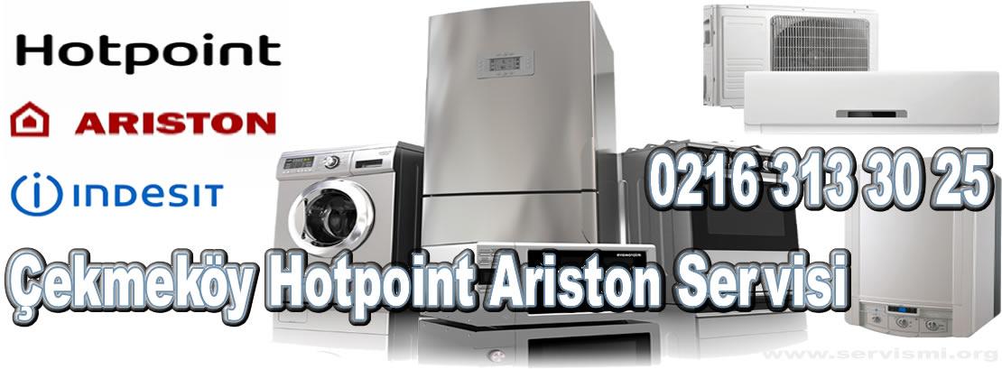Çekmeköy Hotpoint Ariston Servisi