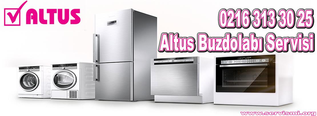 Altus Buzdolabı Servisi