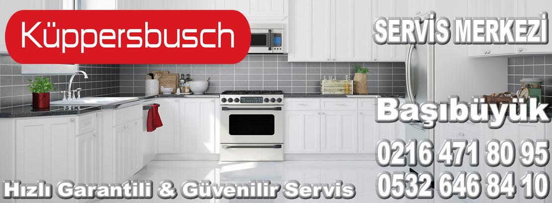 Başıbüyük Kuppersbusch Servisi