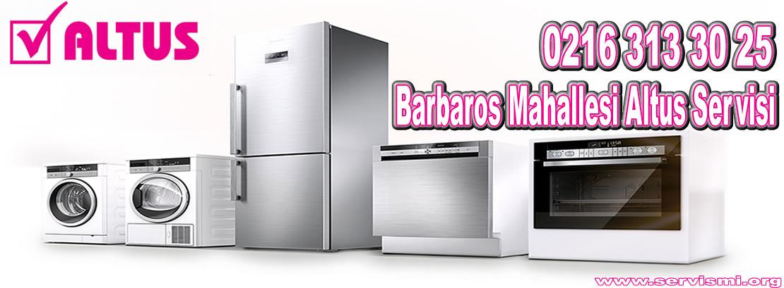 Barbaros Mahallesi Altus Servisi