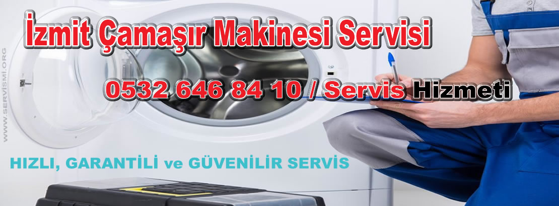 İzmit Çamaşır Makinesi Servisi