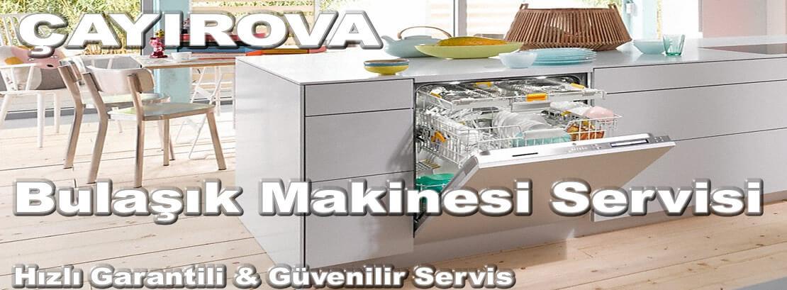 Çayırova Bulaşık Makinesi Servisi