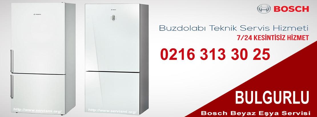 Bulgurlu bosch buzdolabı servisi