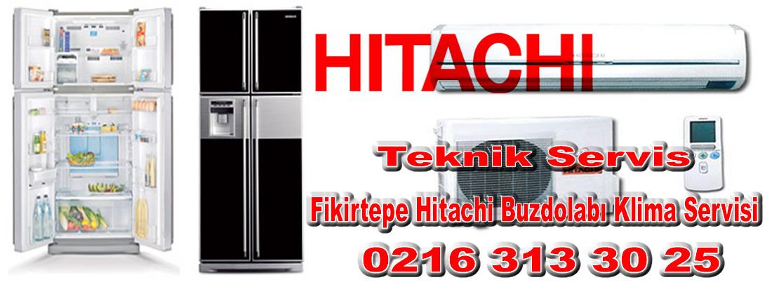 Fikirtepe Hitachi Buzdolabı Klima Servisi